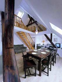 Mosel Weingut Moselhof - Wohnung Pfirsichgarten
