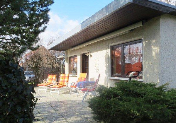 Ferienwohnung Rostock mit nahegelegener Tennisanlage