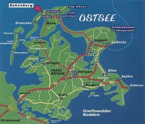 Bild 3 - Ferienwohnung auf Bakenberg bei Dranske - Objekt 142957-1