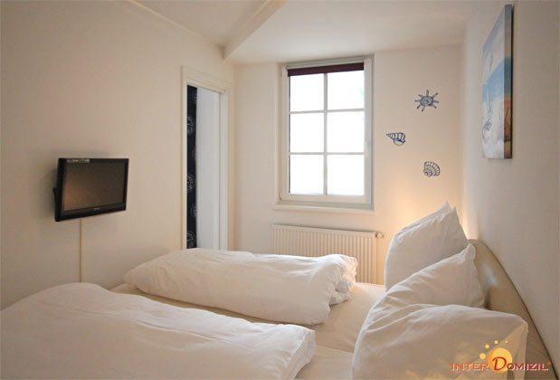 Ferienwohnung Seestern Schlafzimmer - 128659-1