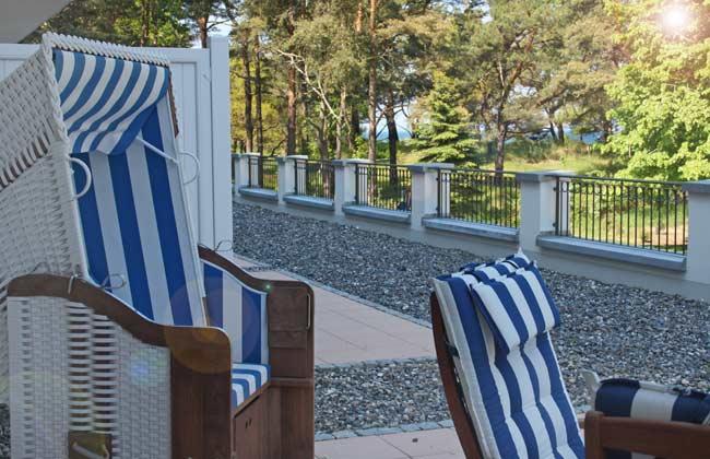 Ferienwohnung Sanddornstübchen mit Meerblick Ref. 128662-T