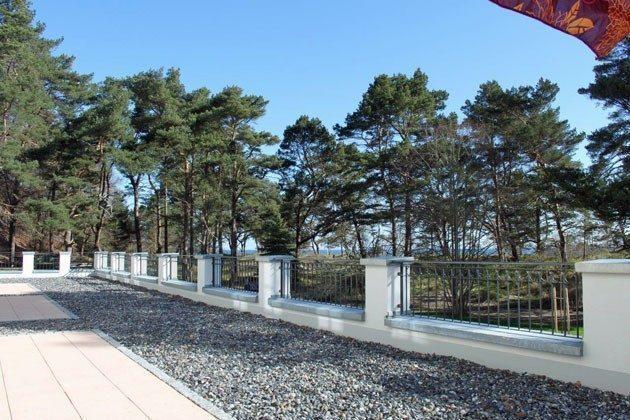 Terrasse Baabe Ferienwohnung Seeterrasse A 0.08 Ref. 128664-P