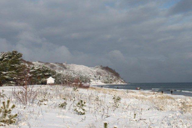 Winterspaziergang am Meer Ref. 128664