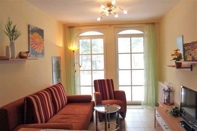 Wohnbereich Baabe Ferienwohnung Seeterrasse Ref. 128664-P