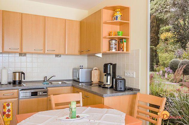 Küchenbereich Baabe Ferienwohnung Seeterrasse Ref. 128664
