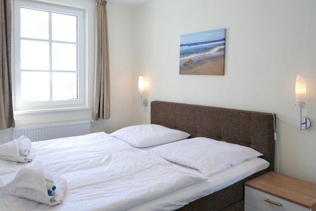 Schlafzimmer Baabe Ferienwohnung Meeresbrise Ref. 128667-T