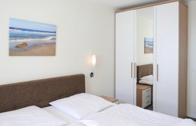 Schlafzimmer Ferienwohnung Meeresbrise Ref. 128667-T