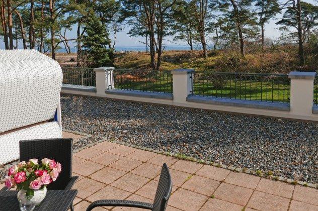 Terrasse  Baabe Haus Meeresblick Fewo Meeresbrise A 0.10 Ref. 128667-T
