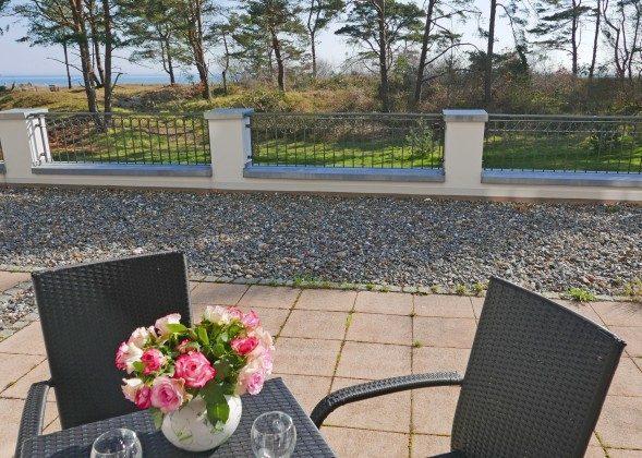 Terrasse Baabe Ferienwohnung Meeresbrise Ref. 128667-T