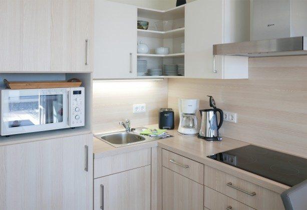 Küchenzeile Terrasse Baabe Ferienwohnung Meeresbrise Ref. 128667-T