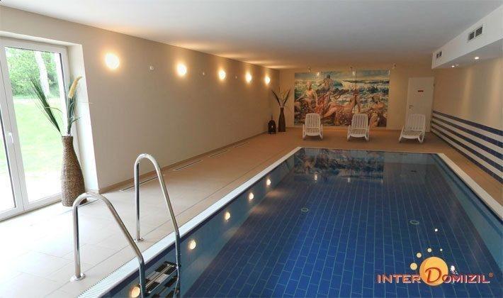 Schwimmbad  im Haus Meeresblick Baabe