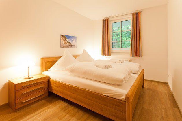 Schlafzimmer Haus Meeresblick Baabe Ferienwohnung Strandmuschel mit Meerblick Ref. 128669