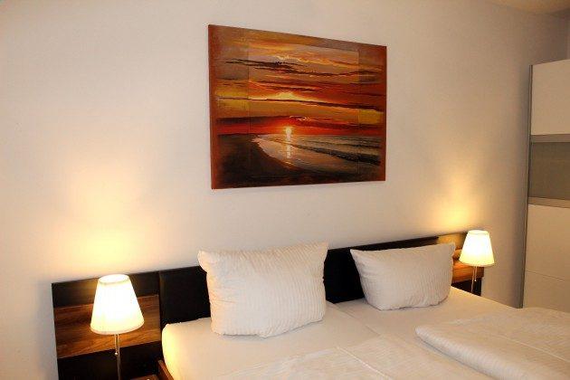 Schlafzimmer Baabe Ferienwohnung Ostseeperle A 0.13