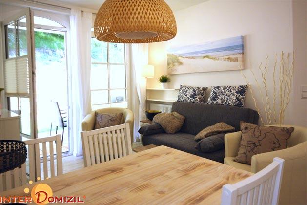 Küche Haus Meeresblick Baabe Ferienwohnung Stranddüne Ref. 128671