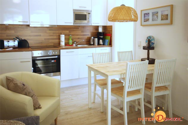 Wohnbereich  Haus Meeresblick Baabe Ferienwohnung Strandd�ne Ref. 128671