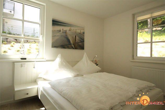 Schlafzimmer 1 Haus Meeresblick Baabe Ferienwohnung Stranddüne Ref. 128671