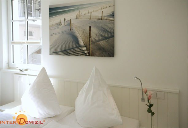 Schlafzimmer 2 Baabe Ferienwohnung Strandd�ne Ref. 128671