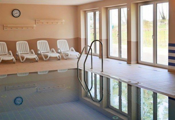 Schwimmbad im Haus Meeresblick Ferienwohnung Ostseeflair A 1.03 Ref. 128672