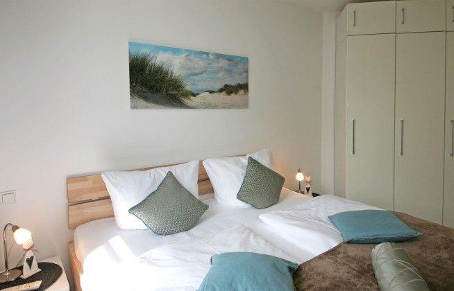 Schlafzimmer  Ferienwohnung Ostseeflair A 1.03 Ref. 128672