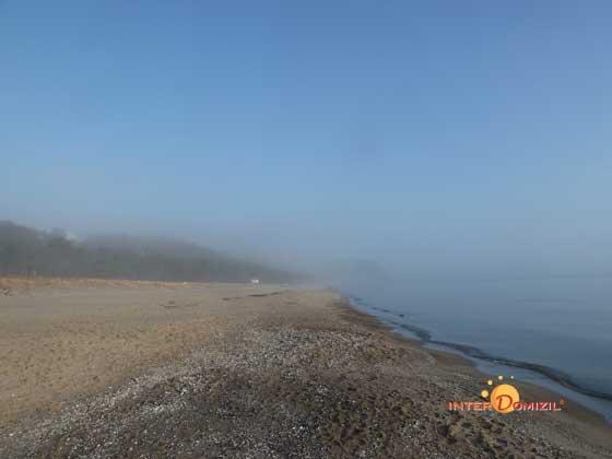 Strandimpressionen Baabe