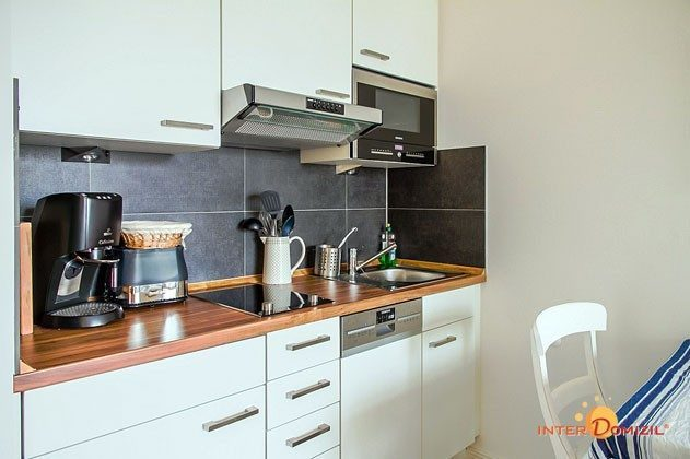Küche  Baabe Ferienwohnung Godewind A 1.08 Ref. 128676