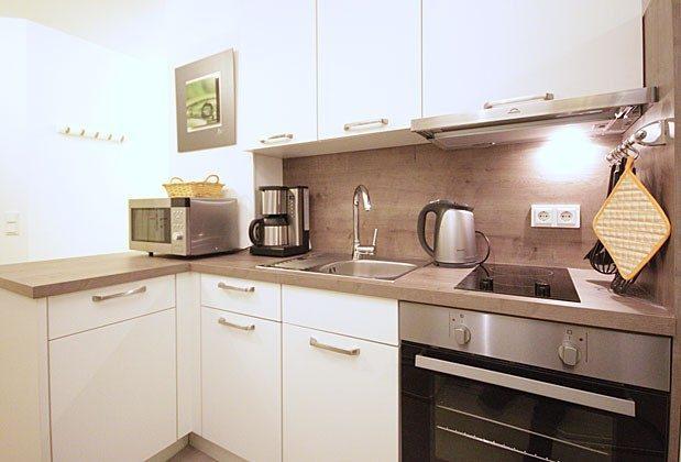 Küche Ferienwohnung Am Strand A 1.25 Ref. 128682-1