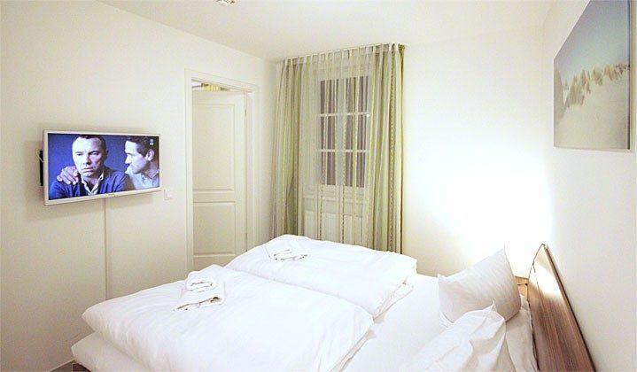 Schlafzimmer Ferienwohnung Am Strand A 1.25 Ref. 128682-1