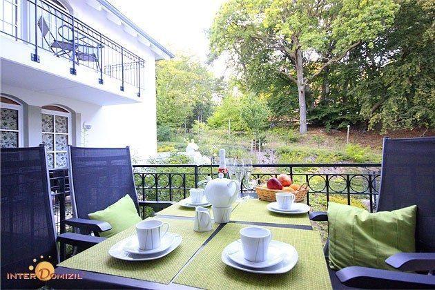 Balkon Ferienwohnung Am Strand A 1.25 Ref. 128682-1