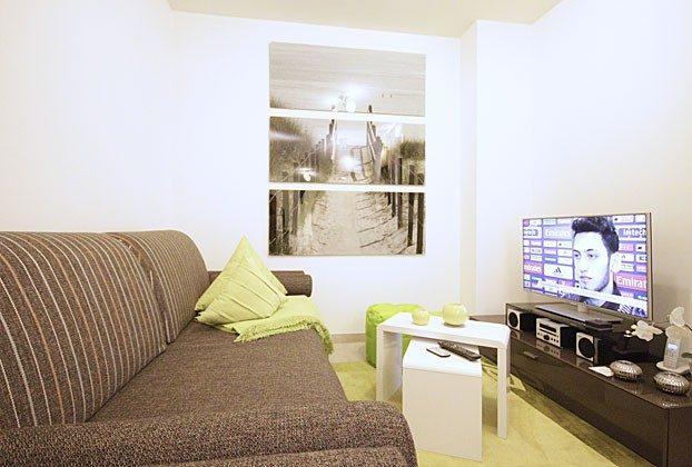Wohnbereich Ferienwohnung Am Strand A 1.25 Ref. 128682-1