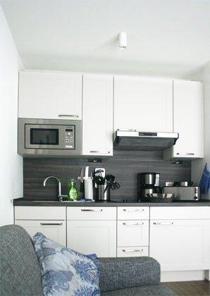 Küche Ferienwohnung Am Strand 2 A 2.22
