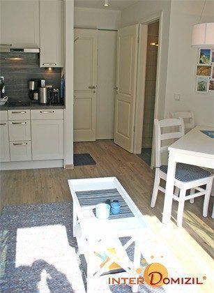 Blick ins Wohnzimmer Ferienwohnung Am Strand 2 A 2.22