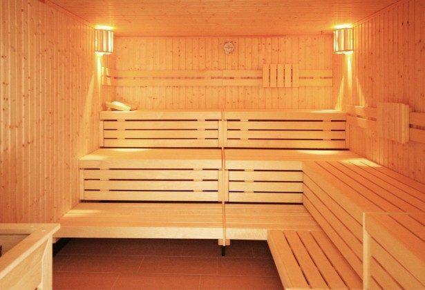 Sauna im Haus Meeresblick Baabe