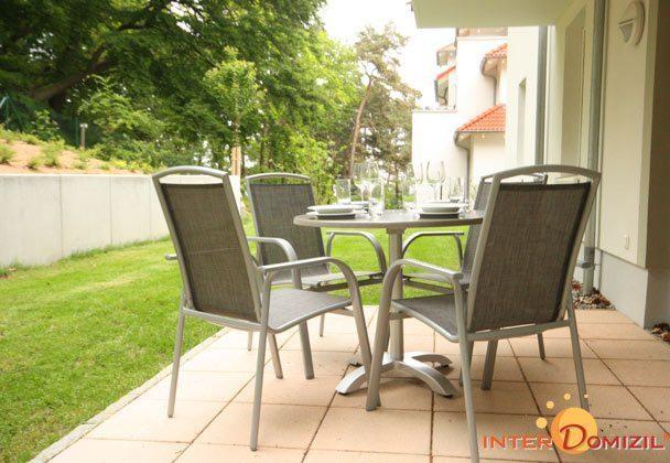 Haus Meeresblick Baabe Ferienwohnung Strandläufer mit Meerblick Ref. 128683