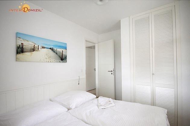 Schlafzimmer 2 Baabe Ferienwohnung Strandgut Ref. 128689