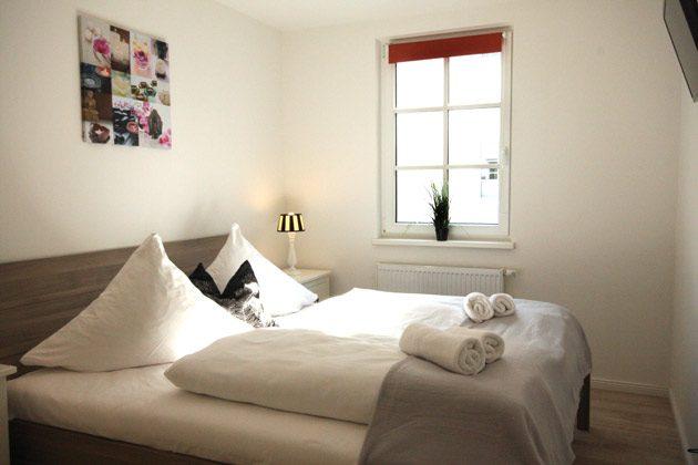 Schlafzimmer 1 Rügen Ferienwohnung Meeresrauschen A 2.01 Ref. 128690