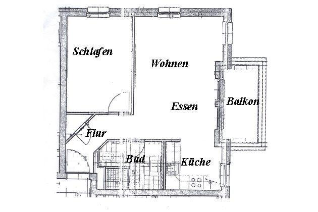 Grundriss Rügen Haus Meeresblick Ferienwohnung Strandperle mit Meerblick Ref. 128693