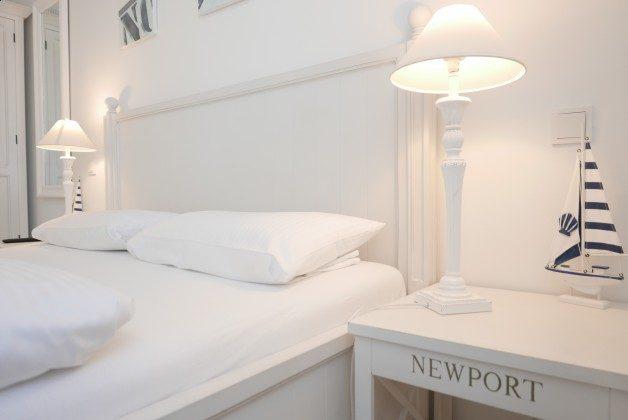 Schlafzimmer Rügen Haus Meeresblick Ferienwohnung Strandperle mit Meerblick Ref. 128693
