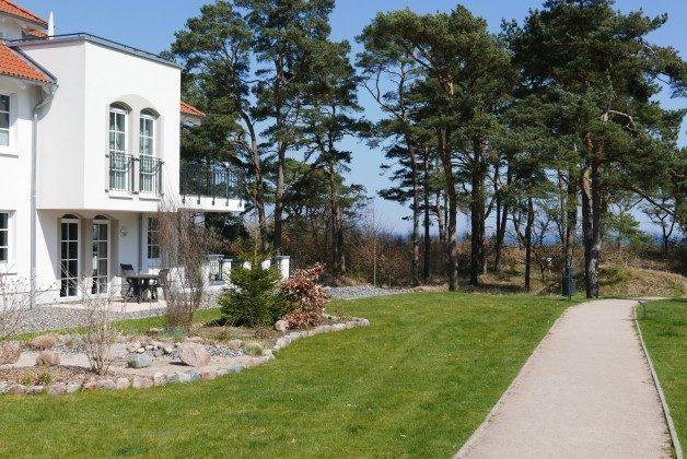 Rügen Haus Meeresblick Ferienwohnung Strandperle mit Meerblick Ref. 128693