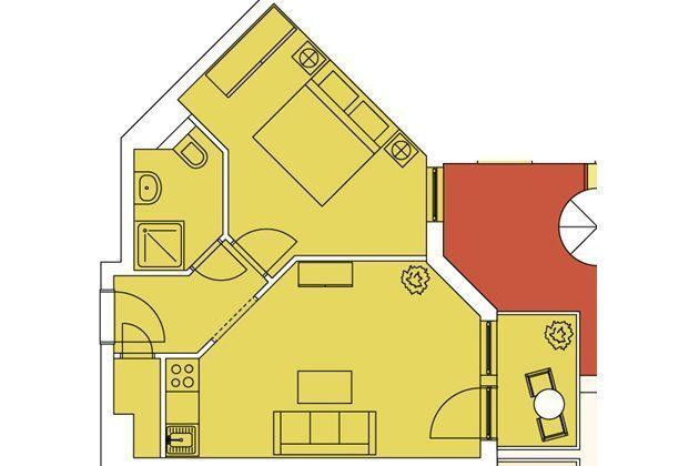 Grundriss Haus Meeresblick Haus Meeresblick Fewo 128695 Baabe