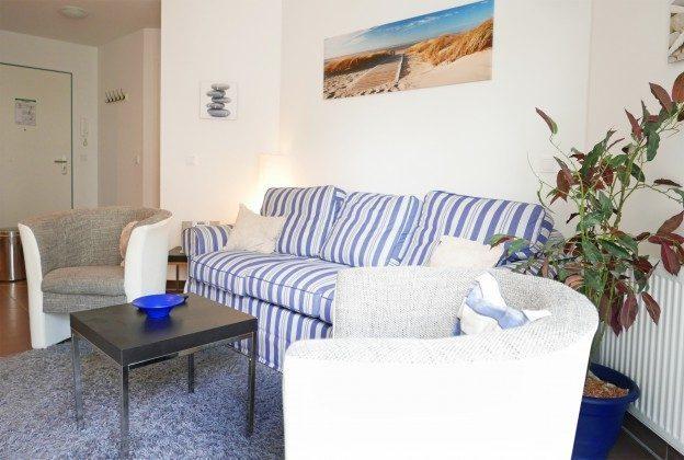 Wohnbereich Ferienwohnung Sandkorn Ref. 128695-P
