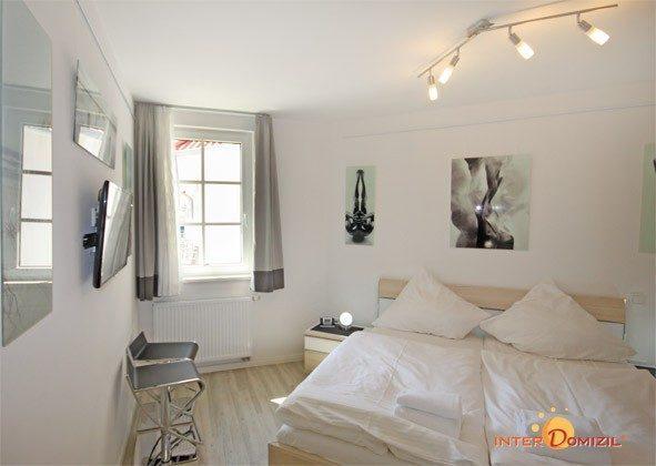 Schlafzimmer Rügen Ferienwohnung Windlicht A 2.08 Ref. 128696