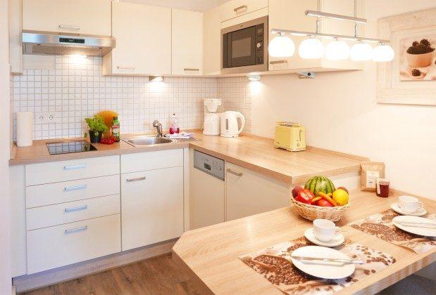 Küchenbereich  Haus Meeresblick Baabe Studio Lachmöwe mit Meerblick Ref. 128698-T