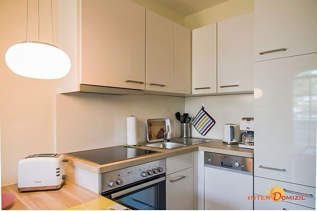Küche Baabe Ferienwohnung Meerblick A 2.15 Ref. 128699