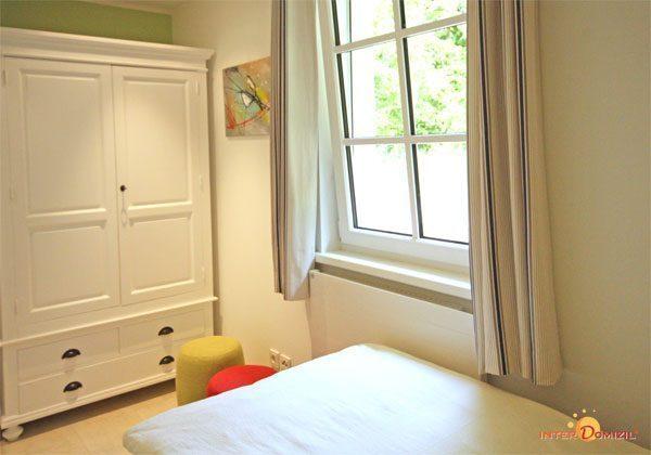Schlafzimmer Baabe Haus Meeresblick Ferienwohnung Aquamarin Ref. 128708-P