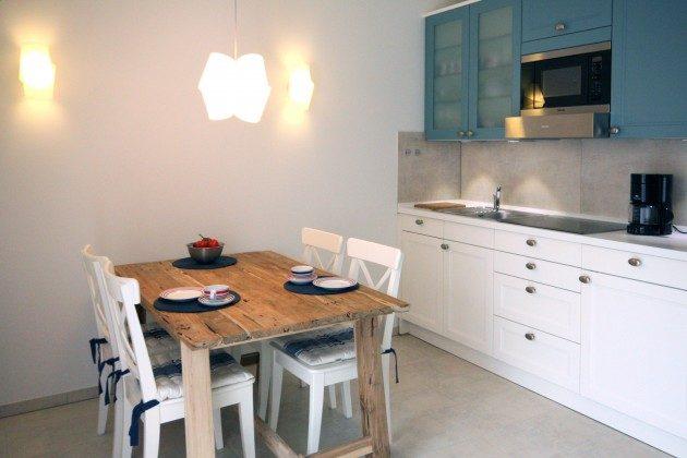 Küche/ Essbereich Baabe Haus Meeresblick Fewo Aquamarin Ref. 128708-P