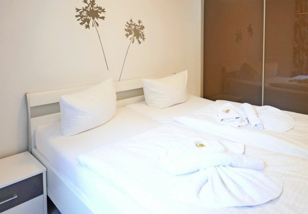 Schlafzimmer Haus Meeresblick Fewo Möwenruf