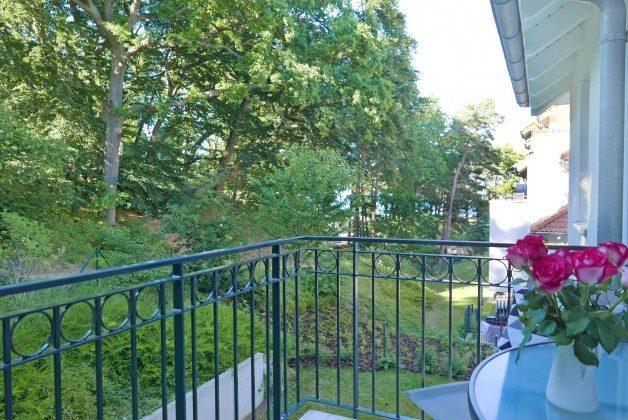 Balkon  Ferienwohnung Möwenruf A 2.25