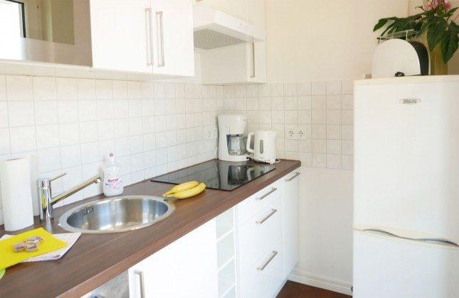Küche Ferienwohnung Bernstein A 2.30
