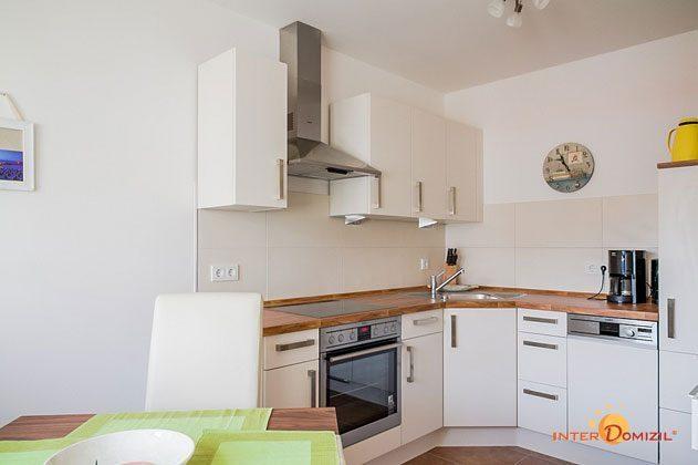 Küche  Haus Meeresblick Baabe Ferienwohnung Ostseekiesel Ref. 128712