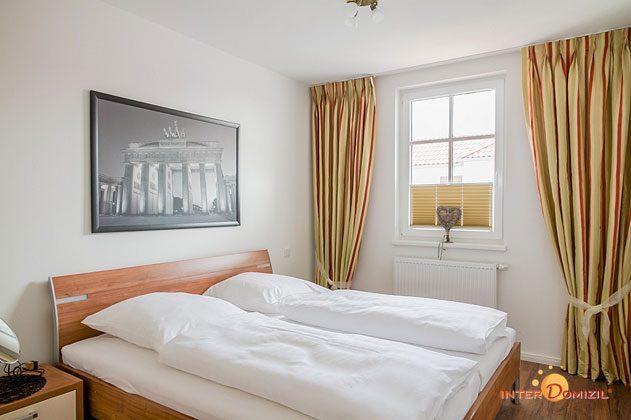 Schlafzimmer in die Ferienwohnung Ostseekiesel Ref. 128712